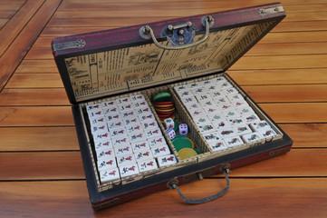 Boîte de Majong