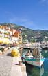 Villefranche-sur-Mer an der Cote d`Azur