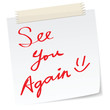 see you again notes