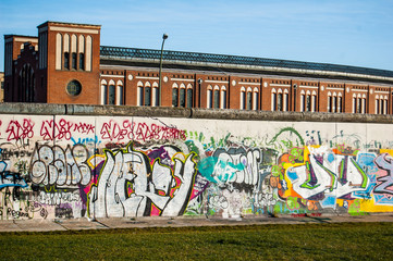 Berlin Mauer - Berlin Wall, Germany