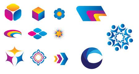 vectro logo set 2