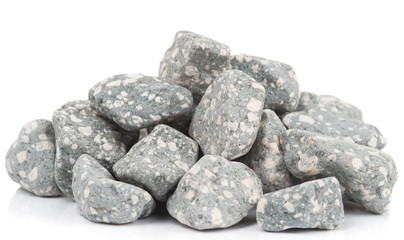 Mineral stones used in water purifying systems