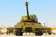 Soviet tank model IS-2