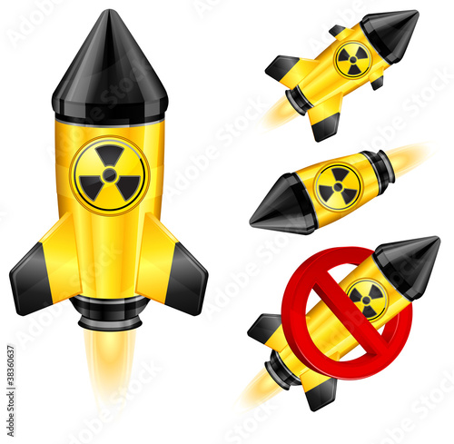 Danger rocket