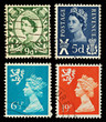 Scotland Postage Stamps