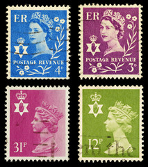 Northern Ireland Postage Stamps