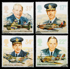 Royal Air Force Postage Stamps