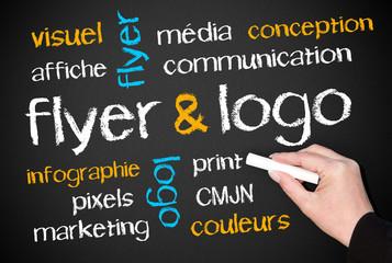 Flyer & Logo - Média Concepts