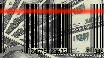 Bar Codes and Fanned Out Hundreds