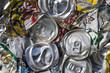 空き缶のリサイクル