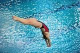 Fototapete Tauchen - Tauchen - Sommersport