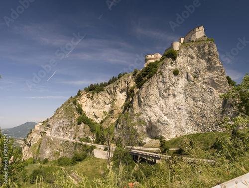 San Leo Castle, Emilia Romagna Poster