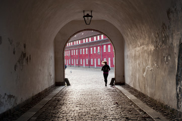 Kastellet fortress in Copenhagen
