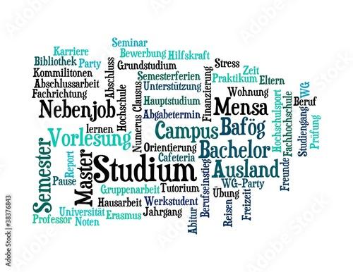 Wichtige Begriffe im Studium