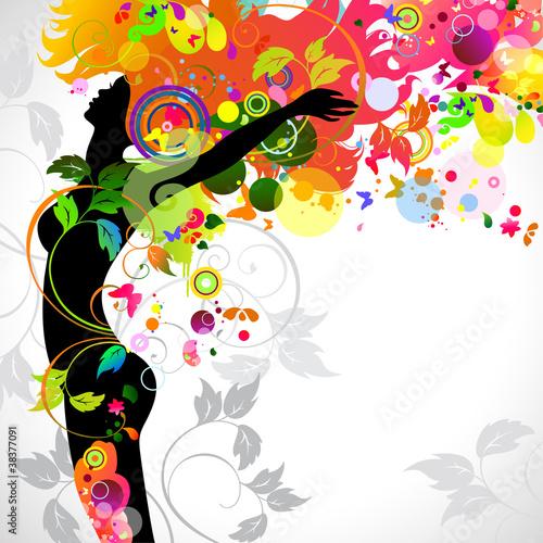 letnia-kompozycja-dekoracyjna-z-dziewczyna