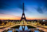Fototapety Tour Eiffel Paris France