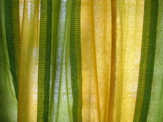 curtain fabric as texture