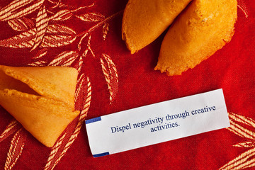 FortuneCookie Creativity  - Horizontal