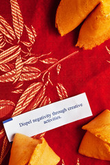 FortuneCookie Creativity  - Vertical