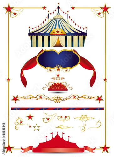 circus set