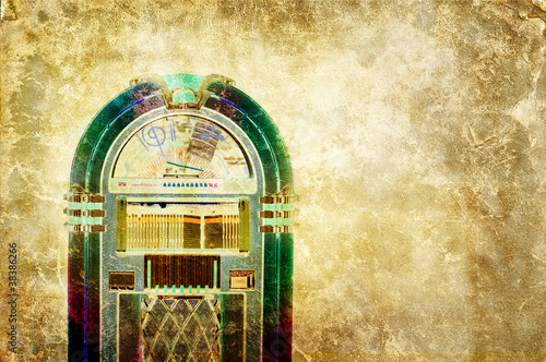jukebox art