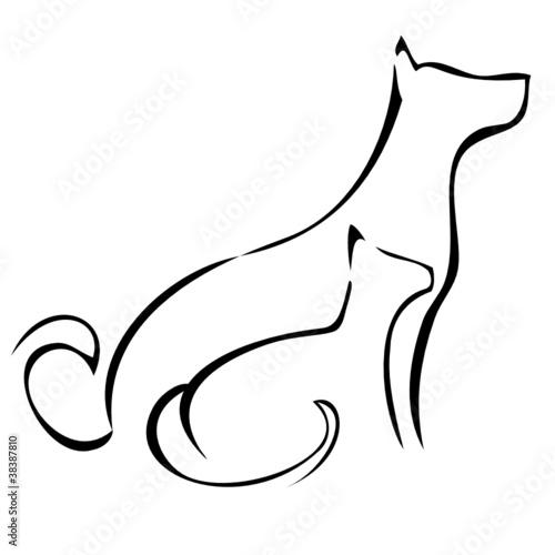 玩具甜的白色眼睛线绘图绘制耳朵背景艺术设计猫载体游戏医院黑色see