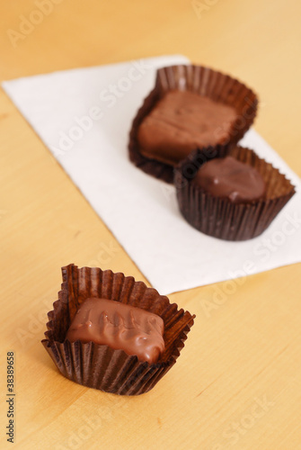 Chocolate Candy Snack