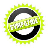 button v10 sympathie I poster