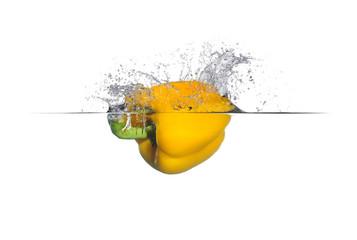 Yellow Pepper Splash