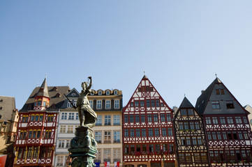 Altstadt - Römerberg - Frankfurt am Main
