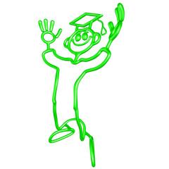 Doodle GuyZ Graduate