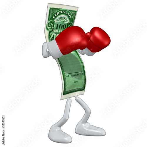 Stock Certificate Boxing
