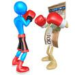 Boxer Versus Money