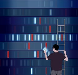 Choosing DNA