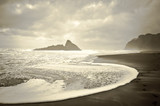 Karekare Beach in New Zealand - 38399038