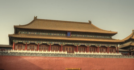 Beijing (Peking), China - Forbidden City, Culture, Life