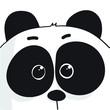 Fototapeten,tier,panda,abbildung,cartoons