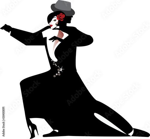 sylwetka-para-tanczy-tango