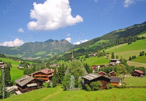 Urlaubsort Inneralpbach im Alpbachtal,Tirol