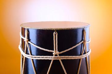 Traditional azeri drum called nagara