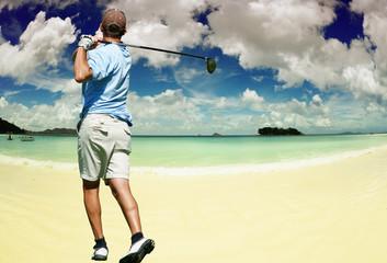 désir de golf