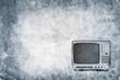 grunge retro television