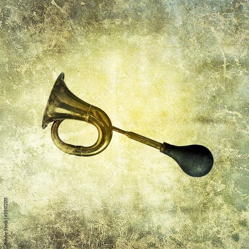 horn print