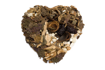 good for heart chinese herbs blends