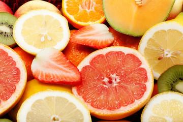 Obst - Hintergrund