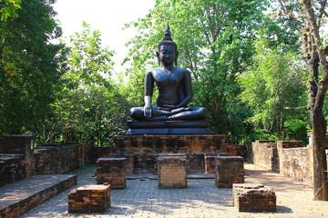 Black Buddha.