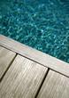 Piscine, bain, été, vacances, plage, eau, baignade