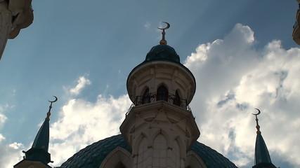 The Kazan mosque Kul Sharif