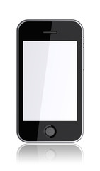 Mobile phone. Pda