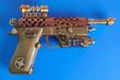 Steampunk Hand Cannon - 38419226
